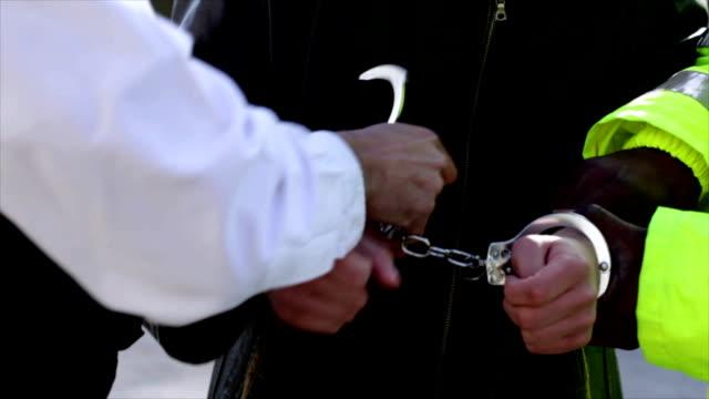 Police arrest video