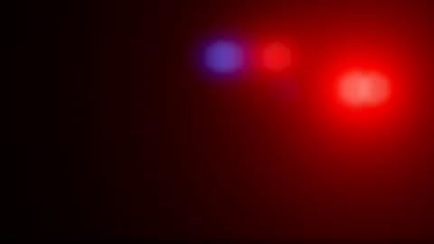 Police car lights Flash Police car lights Flash alertness stock videos & royalty-free footage