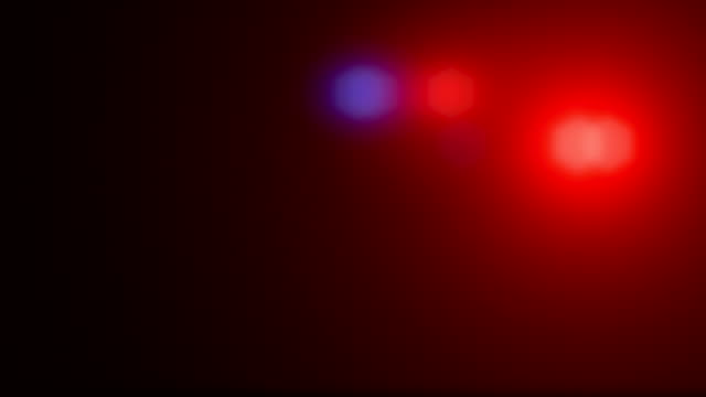 police car lights flash - police officer stock videos & royalty-free footage