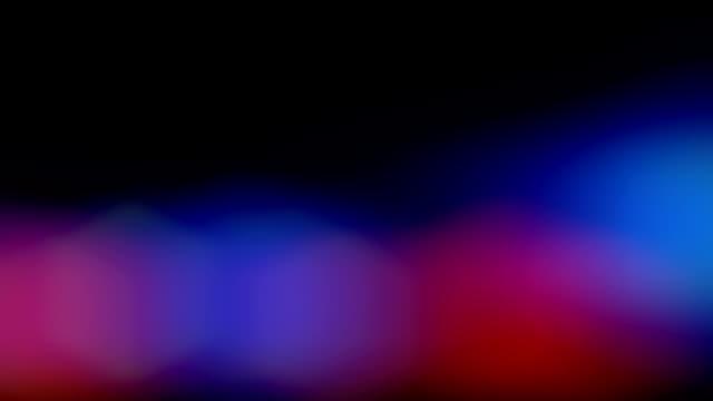 Police lights Flash