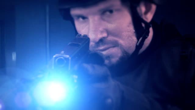 SWAT Police Officer video