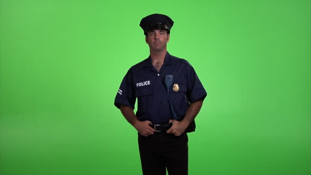 Police officer video