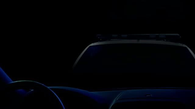 警察シュートアウト - 犯罪者点の映像素材/bロール