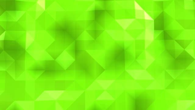 stockvideo's en b-roll-footage met poligonal geometrik yüzey sorunsuz döngü - mozaïek