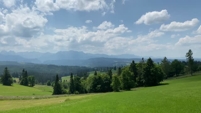 Polish Tatras mountains