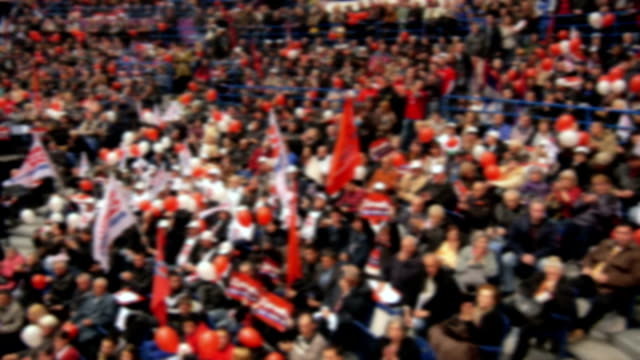 Political convention video