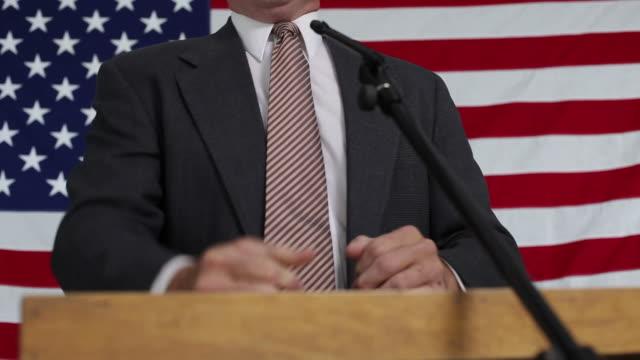 Discours politique - Vidéo