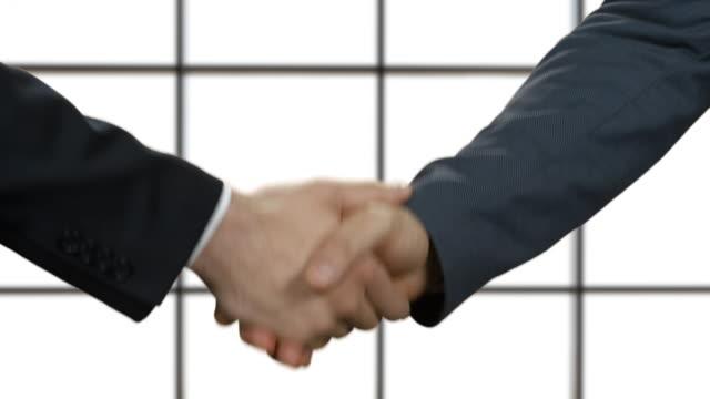 Politik die Hände geben. – Video