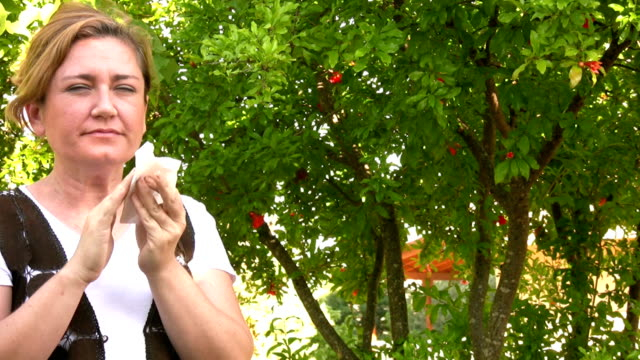 Pollen Allergy video