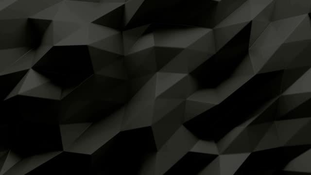 Polyester mur noir - Vidéo