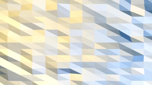 Polygonal Background Loop video