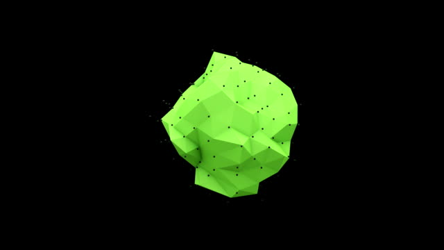 Polyhedral Morph with Alpha video