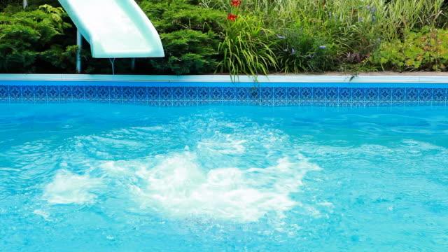 Pool Fun Girl video