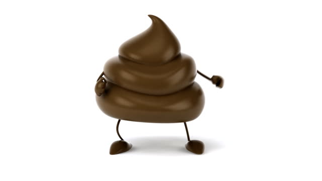 Poop dancing video