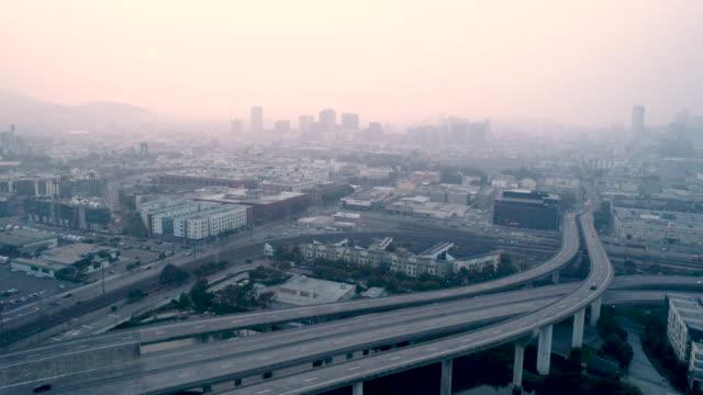 poor air quality san francisco bay area - качество стоковые видео и кадры b-roll