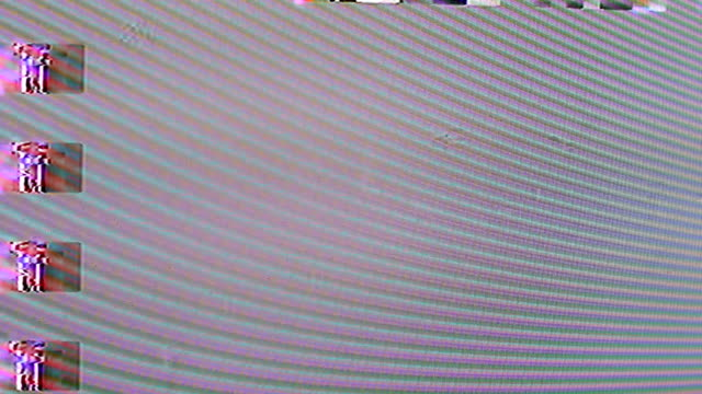 poor quality reception of digital channels on the LCD display video