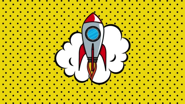 pop art animation - opportunity stock videos & royalty-free footage
