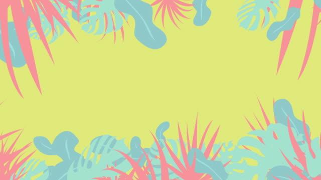 pop botanical graphics[loop]