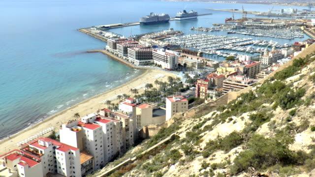 Port - Alicante, Spain video