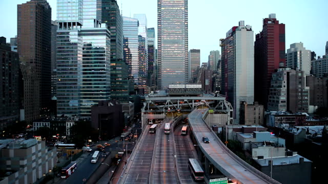 Port Authority Bus Terminal in New York City video