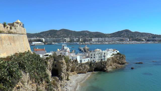 Port Entrance - Ibiza, Spain video