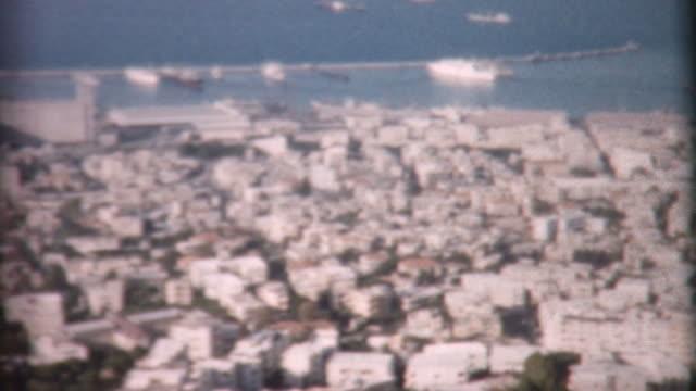 Port of Haifa 1962 video