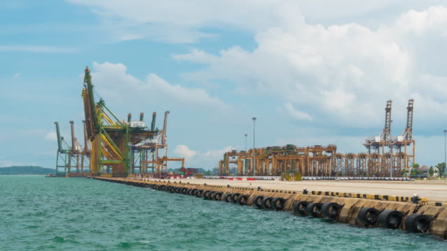 port of loading cargoes video