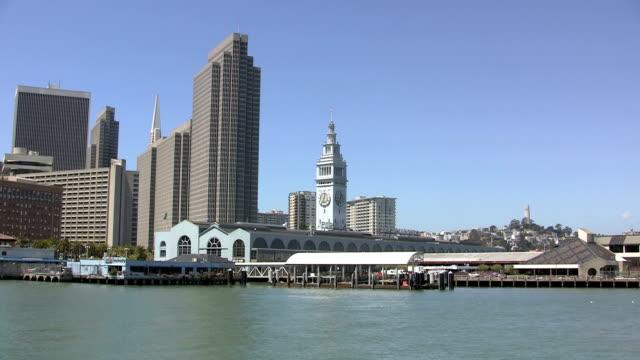 Port of San Francisco video