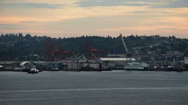 Port of Seattle in Seattle