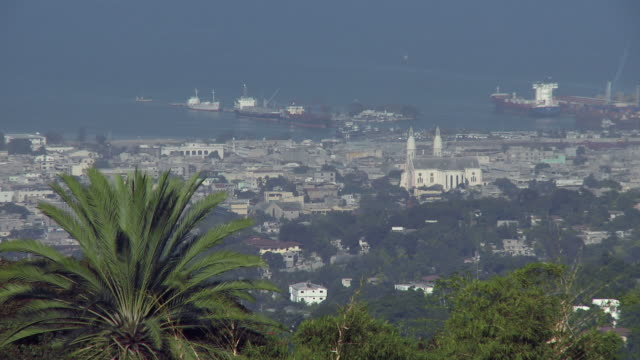 Port-au-Prince Harbour video