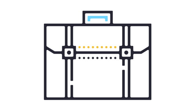 Portfolio Icon Animation
