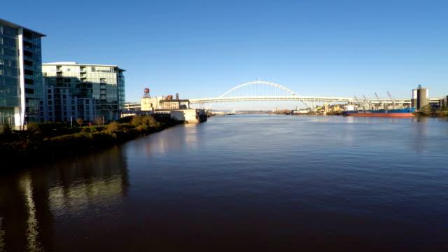 Portland Aerial River Bridges