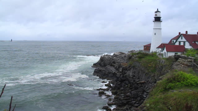 Portland Head Lighthouse video