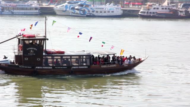 Porto barco no douro