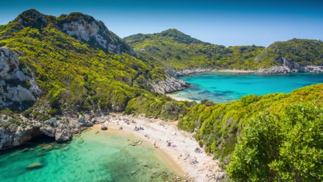 Porto Timoni, Afionas region, Corfu
