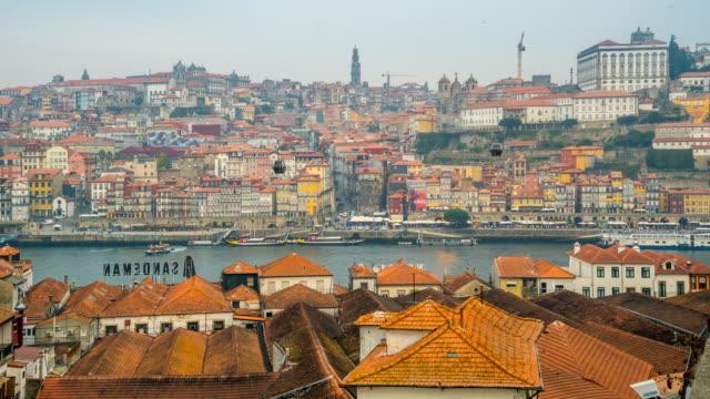 vídeos de stock, filmes e b-roll de porta t/l porto vinho, porto, portugal - vinho do porto