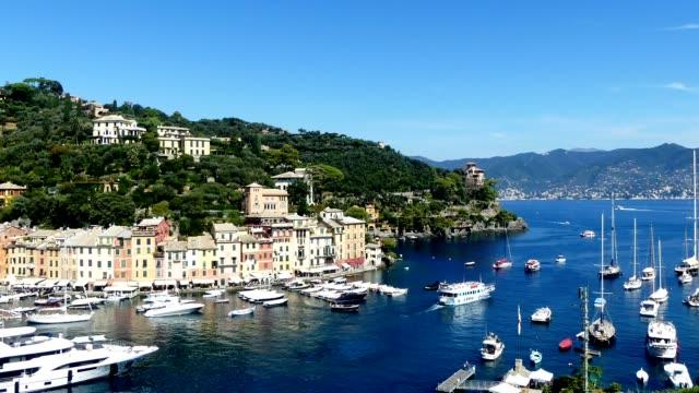 Portofino from viewpoint