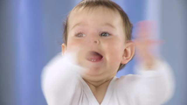 HD: Portrait Of A Cute Toddler