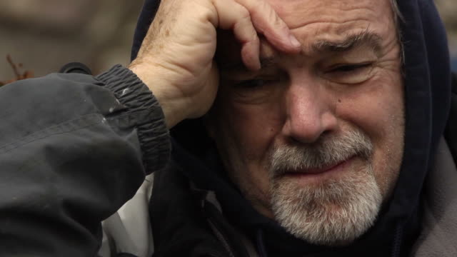 Portrait of a Depressed Man - var b