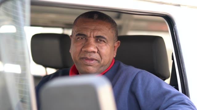 Retrato de un conductor - vídeo