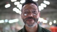 istock Portrait of a man in a factory 1197299572