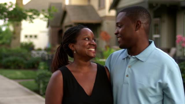 Portrait of couple video