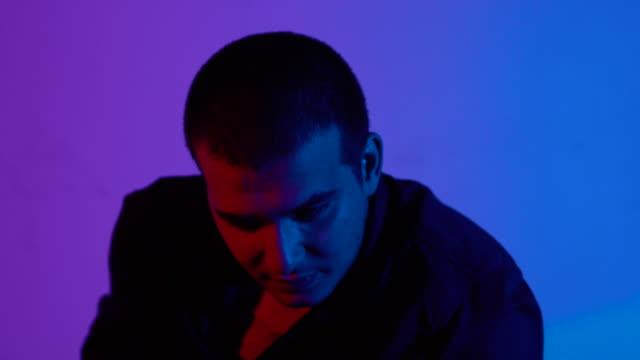 Portrait of Mafia Member video