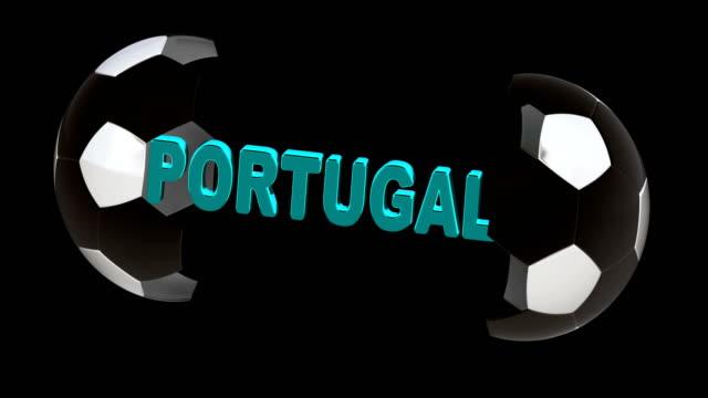 vídeos de stock e filmes b-roll de portugal. 4k resolution. looping. - campeão desportivo