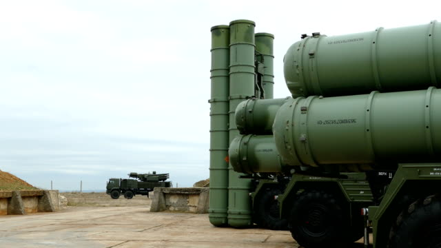 position of anti-aircraft missile systems position of anti-aircraft missile systems nuclear missile stock videos & royalty-free footage