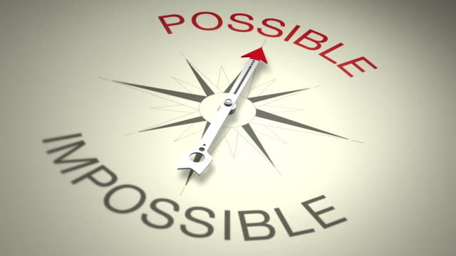 Possible Versus Impossible