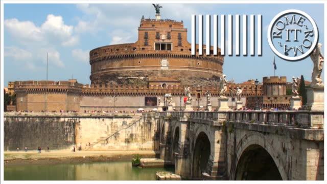 Postcard - Rome, Italy video
