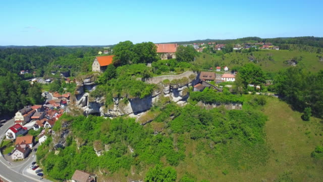 Pottenstein Village In Franconia video