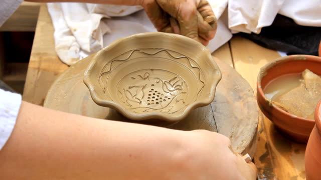 Potters Wheel video