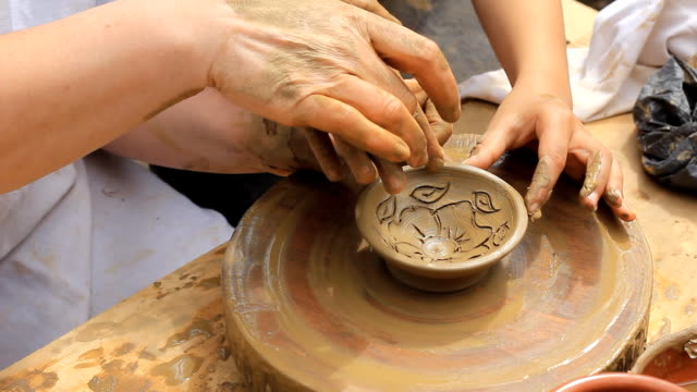 Potters Wheel video